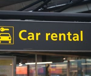 Car hire for test